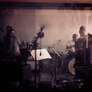 WAITARA Probe im Studio
