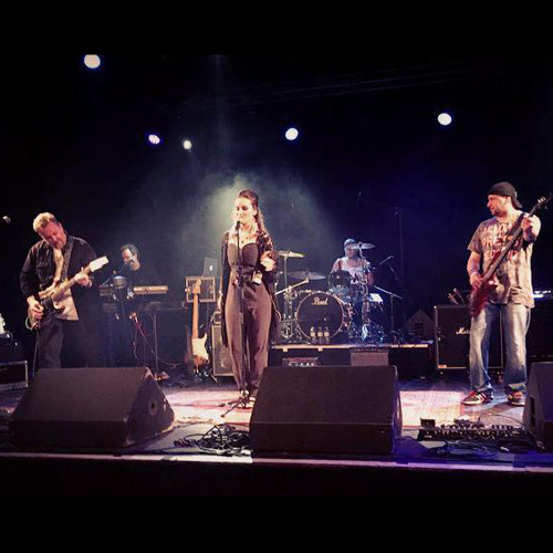 WAITARA – Live-Mitschnitt von PotsdamOnStage @Lindenpark, Potsdam